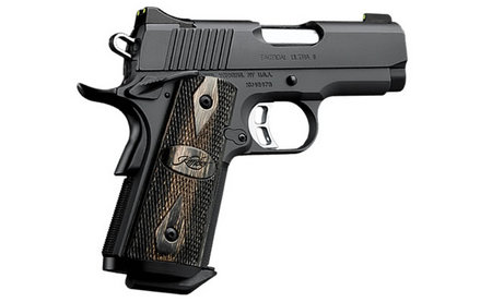KIMBER TACTICAL ULTRA II 45ACP