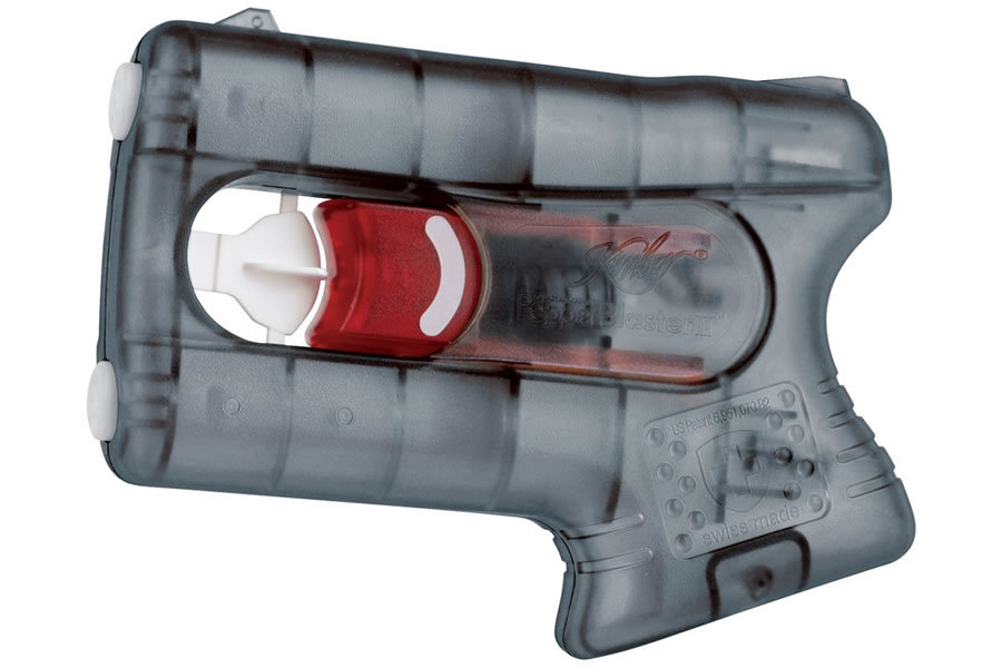 PEPPERBLASTER II OC PEPPER SPRAY (GRAY)