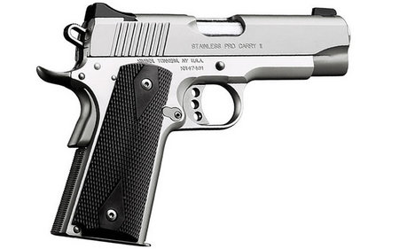 KIMBER STAINLESS PRO CARRY II 45ACP PISTOL