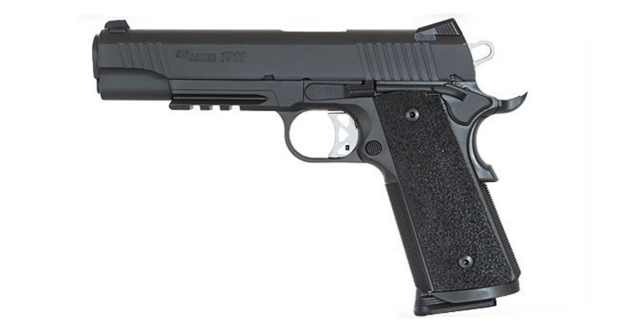 1911 TRADITIONAL 45ACP TACOPS (LE)