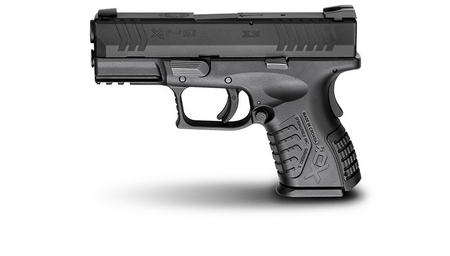 SPRINGFIELD XDM 40SW 3.8 COMPACT BLACK (COMPLIANT)