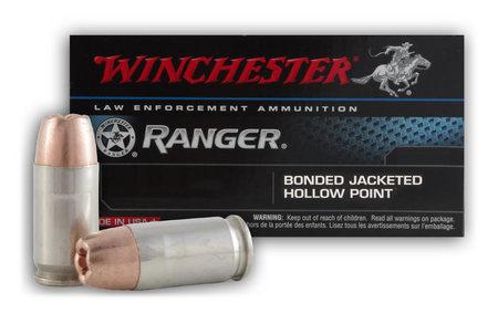 WINCHESTER AMMO 45 Auto 230 gr JHP Ranger Bonded 50/Box