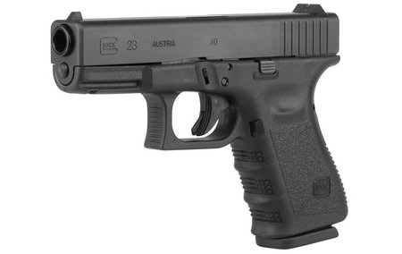 GLOCK 23 40SW 13RD FIXED SIGHTS (GEN3)