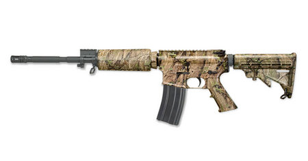 WINDHAM WEAPONRY WW-15 SRC TIMBERTEC GREEN CAMO 5.56