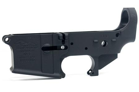 ANDERSON MANUFACTURING AR-15 223/5.56 Stripped Lower Receiver