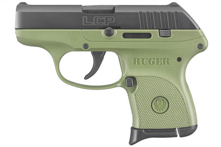 RUGER LCP 380ACP CENTERFIRE ODG GRIP FRAME