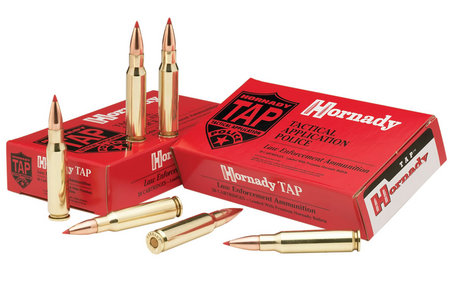 HORNADY 308 WIN 165 GR GMX TAP HEAVY BARRIER 20/BOX