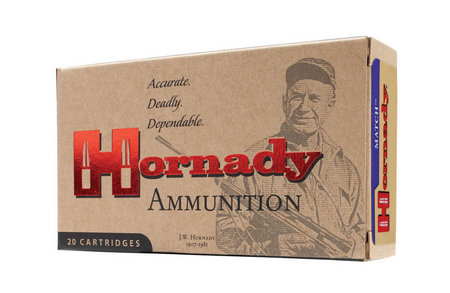 HORNADY 308 Win 168 gr A-Max Match 20/Box