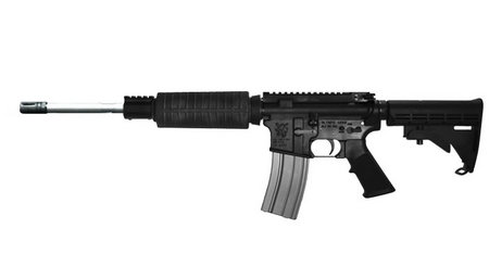 Olympic Arms M F R M4 5 56 NATO Semi-Automatic Rifles w/ Stainless steel  Finish