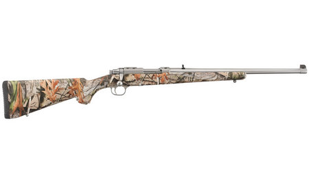 RUGER 77/44 ALL WEATHER 44 REM MAG CAMO/SS