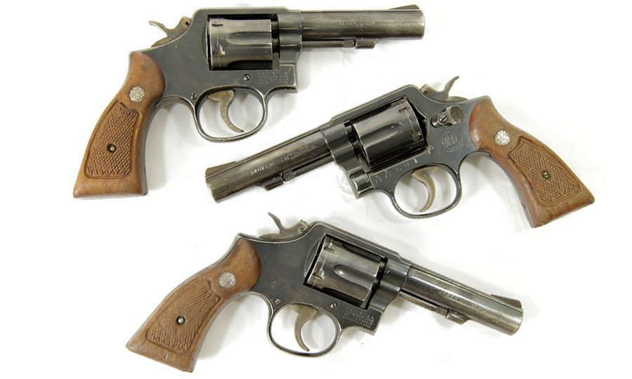 Smith Amp Wesson Model 10 38 Special Police Trade In