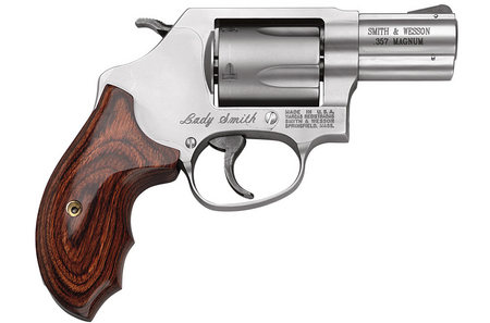 SMITH AND WESSON 60LS LADYSMITH 357 MAG J-FRAME REVOLVER