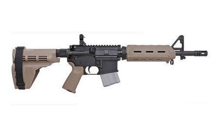 SIG SAUER M400 FDE 5.56 PISTOL W/STABILIZING BRACE