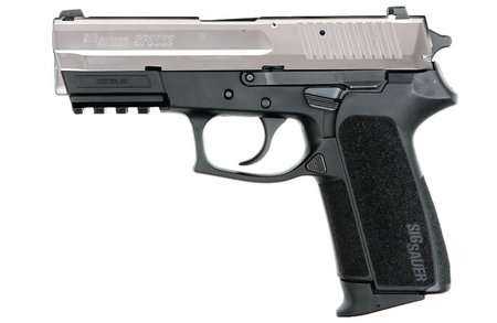 SIG SAUER SP2022 9MM TWO-TONE WITH NIGHT SIGHTS