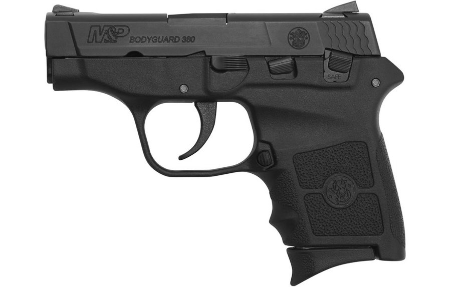 SMITH AND WESSON MP BODYGUARD 380 CARRY CONCEAL (LE)