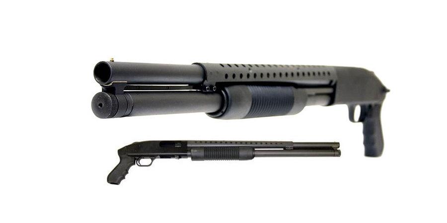 Defender Shotgun Pistol Grip 12ga Pistol Grip Shotgun