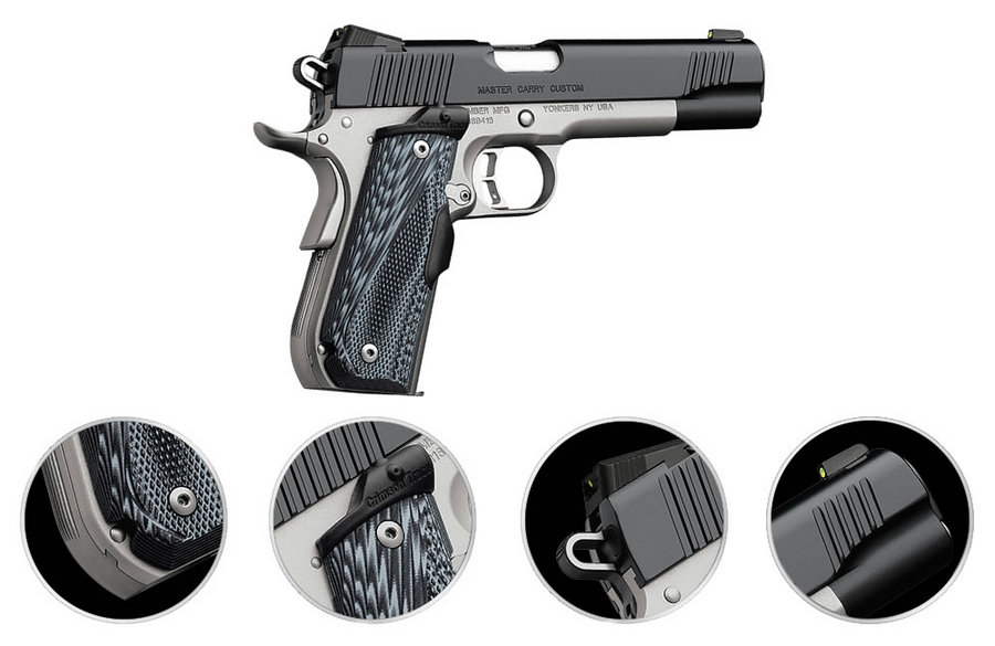 MASTER CARRY CUSTOM 45ACP