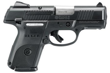 RUGER SR9C COMPACT 9MM BLACK NITRIDE 10 ROUND