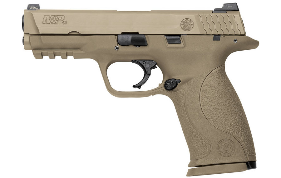 MP40 40SW VTAC FDE W/NIGHT SIGHTS