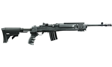 RUGER MINI-14 TACTICAL 223 BLUED COLLAPSIBLE