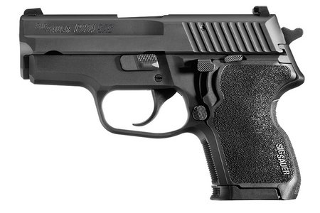 SIG SAUER P224 9MM SAS WITH SRT AND NIGHT SIGHTS