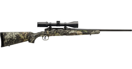 SAVAGE AXIS II XP 223 REM CAMO W/ 3-9X40 SCOPE