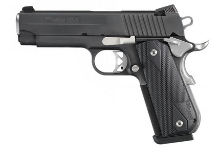 SIG SAUER 1911 CARRY NIGHTMARE 45ACP 2 GUN PACKAGE