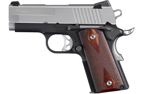 SIG SAUER 1911 ULTRA TWO-TONE 45ACP 2 GUN PACKAGE