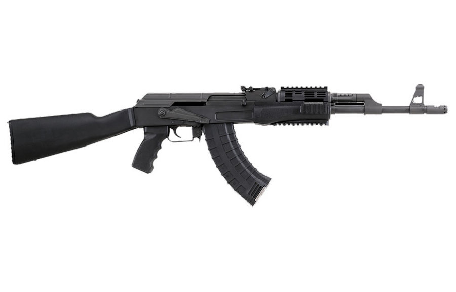 Century Arms Centurion 39 Sporter AK-47 7.62x39mm Black Synthetic Rifle with Rails | Sportsman's ...