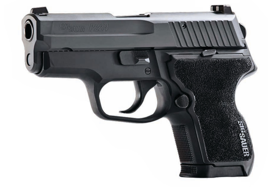 P224 40SW WITH NIGHT SIGHTS 3 MAGS (LE)