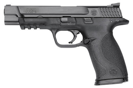 SMITH AND WESSON MP9L 9MM W/NIGHT SIGHTS AND 3 MAGS (LE)