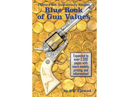 BLUE BOOK OF GUN VALUES, 35TH EDITION