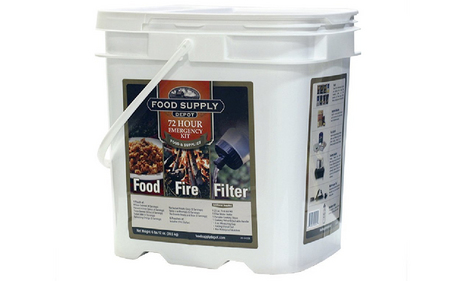 FOOD FIRE FILTER KIT