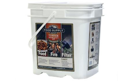 FOOD FIRE FILTER KIT