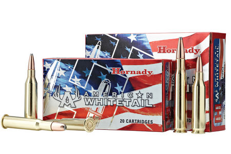HORNADY 308 WIN 150 GR AMERICAN WHITETAIL 20/BOX