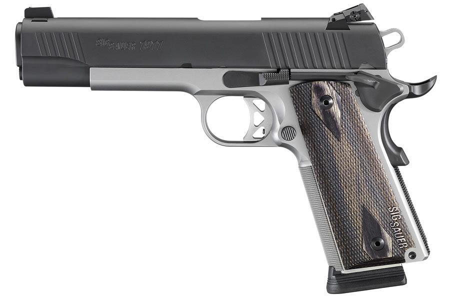 1911 REVERSE 2-TONE W/ NIGHT SIGHTS (LE)