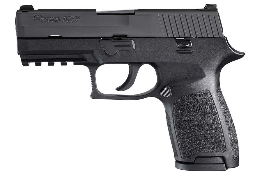P250 COMPACT 9MM WITH NIGHT SIGHTS (LE)