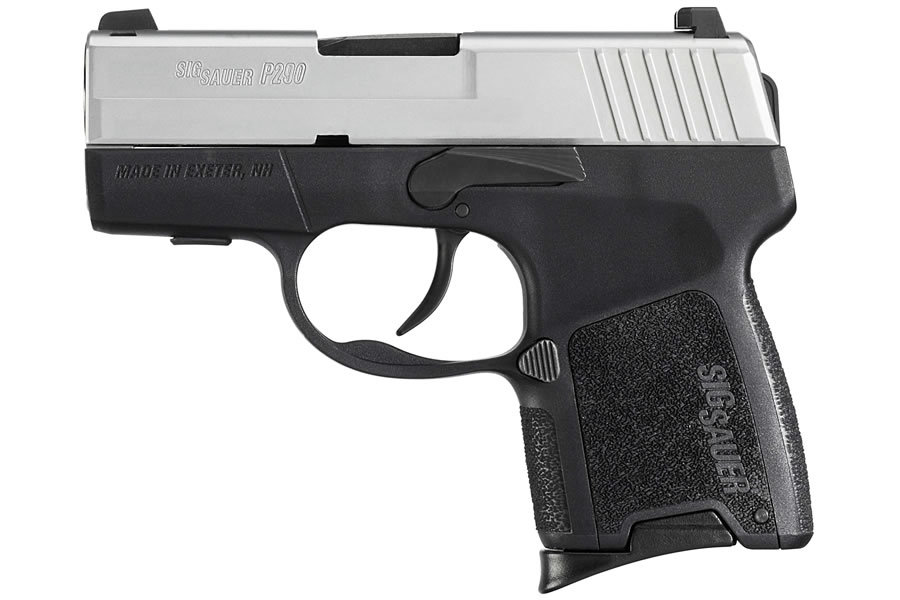 P290 9MM 2-TONE WITH NIGHT SIGHTS