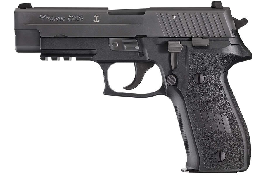 P226 MK25 PISTOL WITH NIGHT SIGHTS (LE)