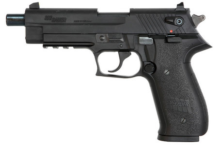 SIG SAUER MOSQUITO 22LR THREADED BARREL AND RAIL