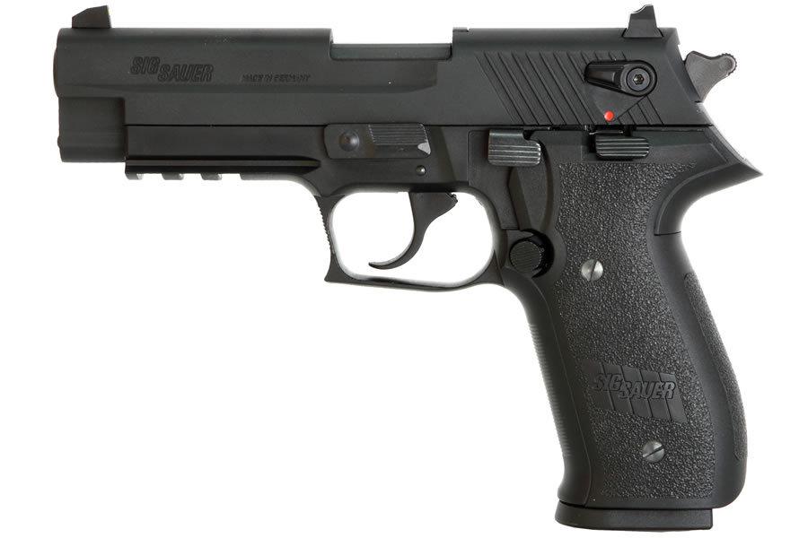 Mosquito 22LR Black Rimfire Pistol with Rail