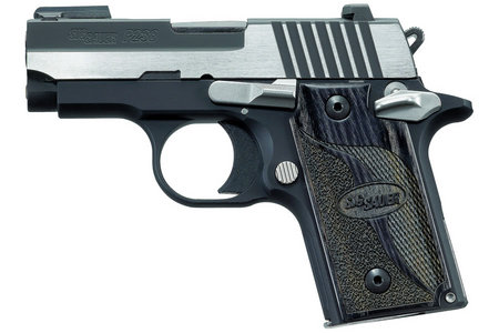 SIG SAUER P238 380ACP EQUINOX W/ NIGHT SIGHTS