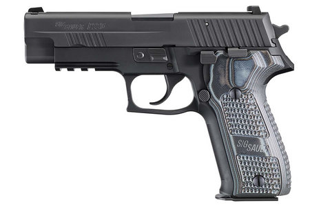 P226 EXTREME 9MM G10 GRIPS W/ RAIL