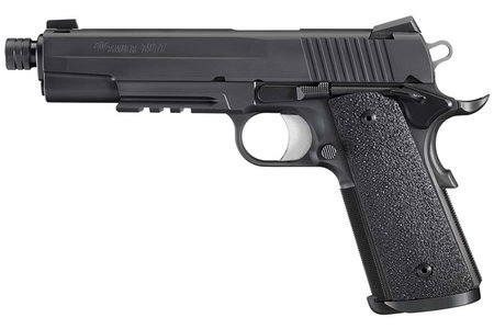 SIG SAUER 1911 TACTICAL OPERATIONS 45ACP THREADED