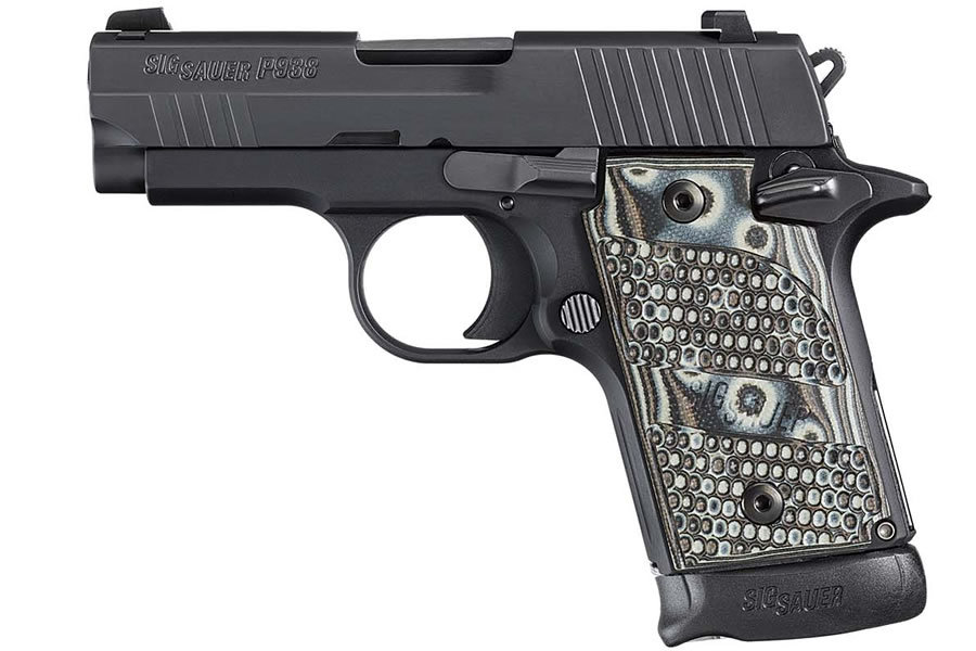P938 EXTREME 9MM WITH NIGHT SIGHTS