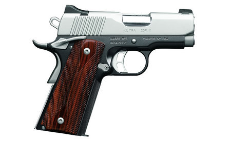 KIMBER ULTRA CDP II  45ACP WITH NIGHT SIGHTS