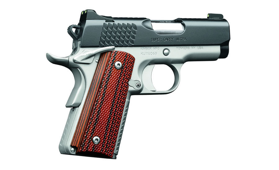 Kimber Super Carry Ultra 45 Acp 1911 Pistol Vance Outdoors