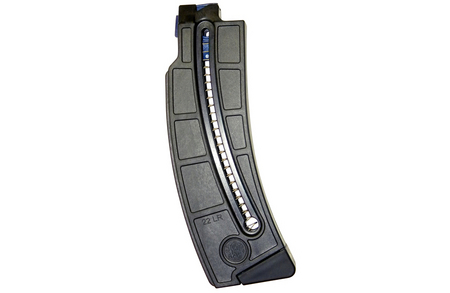 SMITH AND WESSON MP15-22 10 ROUND FULL-SIZE FACTORY MAG