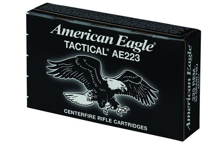 FEDERAL AMMUNITION 223 REM 55 GR FMJ BOAT-TAIL 20/BOX
