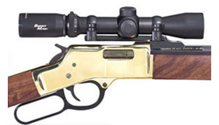 GOLDEN BOY CANTILEVER SCOPE MOUNT